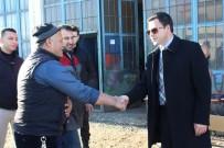 Başkan Vekili Uzan'dan Sanayi Esnafına Ziyaret