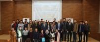 HUKUK FAKÜLTESI - Belediye Başkanı Mehmet Tahmazoğlu, Öğrencilerle Kariyer Gününde Buluştu