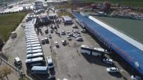 HALK OTOBÜSÜ - Büyükşehir, Toplu Taşımada Dönüşümü Siverek'te Başlattı