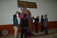 HATTAT - Cami Duvarları Hüsn-İ Hat Eserleriyle Süslendi