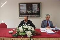 KALİFİYE ELEMAN - Çandıroğlu, Müdürler İle Toplantıda Bir Araya Geldi