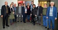 ALI DEVECI - CHP Nazilli Ve Sultanhisar İlçe Yönetimlerinden Başkan Çerçioğlu'na Ziyaret