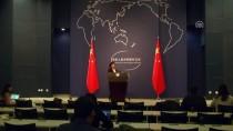PEKIN - Çin'den ABD Ve Almanya'ya İç İşlerine Müdahale Tepkisi