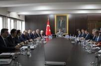 ALT KOMİSYON - Çocuk Hakları Koruma Kurulu Toplandı