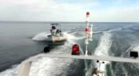 Denize Düşen Balıkçı Kurtarıldı