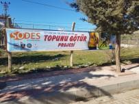 Diyarbakır'da 'Oyuncak Silahını Getir Topunu Götür' Projesi