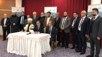 BILIM ADAMLARı - Dünya Müslüman Alimleri Birliği 'Kudüs' İçin Sivas'ta Bir Araya Geldi