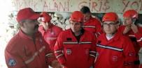 MENDERES NEHRİ - EFAK Ekibi Nazilli'de Kaybolan Yüce'yi Arama Çalışmasına Katıldı