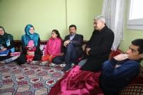 MEHMET EKİNCİ - Ekinci, Vatandaşları Evlerinde Ziyaret Ederek Sorunlarını Dinliyor