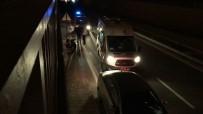 ELEKTRİKLİ BİSİKLET - Elektrikli Bisiklet Kazası Açıklaması 1 Yaralı