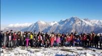 HAKKARI VALILIĞI - Hakkari'de 8 Bin 500 Öğrenciye Kayak Eğitimi
