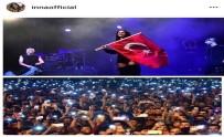 ŞİLİ - Inna'Dan Türkiye'deki Hayranlarına Yeni Yıl Mesajı