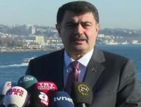 İSTANBUL TICARET ODASı - Vali Şahin'den yeni yıl kutlamalarına ilişkin açıklama