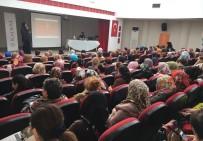 YILDIRAY ÇINAR - Kadınlar Yasal Haklarını Öğreniyor