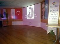 Kaman İlçesinde Mehmet Akif Ersoy'u Anma  Programı Düzenlendi