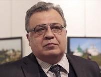 ANDREY KARLOV - Karlov suikastinin gerçekleştiği serginin organizatörüne tutuklama