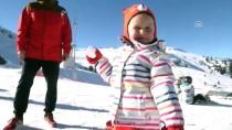 Kartalkaya Kayak Merkezi Yılbaşına Hazır