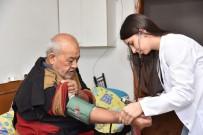 OKSİJEN TÜPÜ - Kartepeli Yaşlılar, YAŞ-BAK'ın Hizmetlerinden Memnun