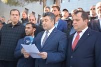 ANAYASA DEĞİŞİKLİĞİ - Kılıçdaroğlu Hakkında Suç Duyurusunda Bulundular