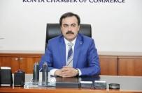 KONYA TICARET ODASı - KTO Başkanı Selçuk Öztürk, TOBB Yönetim Kurulu Başkan Yardımcısı Oldu