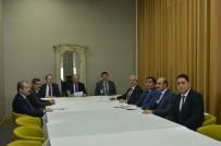 SAĞLIK TURİZMİ - KUDAKA Yönetim Kurulu Erzincan'da Toplandı