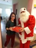 OSMANGAZİ ÜNİVERSİTESİ - Lösemi Çocuklara Noel Baba Sürprizi