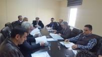 ERKAN KARAHAN - Malkara OSB Müteşebbis Heyet Ve Yönetim Kurulu Toplantısı