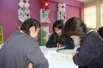 CEMIL ÖZTÜRK - Mehmet Akif Ersoy'un Adını Taşıyan Lisede Z-Kütüphane Açılışı