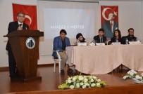 AÇIK CEZAEVİ - Mehmet Akif Ulucanlar'da Anıldı