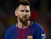 LİONEL MESSİ - Messi'nin istastiği hala konuşuluyor