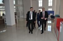 İŞBAŞI EĞİTİM PROGRAMI - Milletvekili Koçer'den GSO-MEM'e Övgü