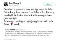 ŞAMİL TAYYAR - Milletvekili Tayyar'dan İmalı 'Gül' Paylaşımı