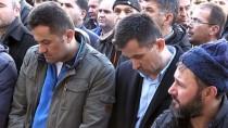 GÜLHANE - Murat Özmekik'in Annesinin Cenazesi Toprağa Verildi
