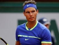 TENİS TURNUVASI - Nadal, Brisbane Turnuvası'ndan çekildi