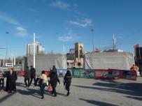 TEST SÜRÜŞÜ - Nostaljik Tramvay Raylarla Tekrar Buluştu