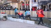 TEST SÜRÜŞÜ - Nostaljik Tramvay Taksim Meydanı'na Getirildi