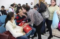 TAVA CİĞERİ - Edirne'de Duyarlı Esnaflardan Otizme Farkındalık