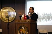 TÜRK MUSIKISI - Prof. Dr. Halil İbrahim Yakar'dan 'Belgelerle Antep Savunması' Konferansı