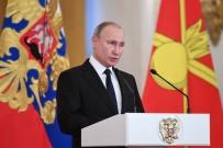 PETERSBURG - Putin Açıklaması 'Dünkü Patlama Terör Eylemiydi'