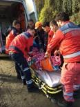 OBEZ - Rize'de 120 Kilogram Ağırlığındaki Hasta UMKE Ve AFAD Desteğiyle Hastaneye Ulaştırıldı