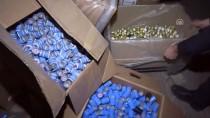 EĞLENCE MERKEZİ - Sahte İçki İçin 'Fabrika' Kurmuşlar