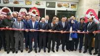 AKİF ÇAĞATAY KILIÇ - Samsun Adalet Sarayı Halka Açık Mağazası Ve Kafeterya Açıldı