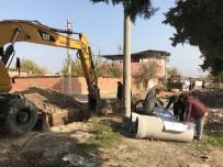 PAŞAKÖY - Saruhanlı Ve Akhisar'da Altyapı Yatırımları Hız Kazandı