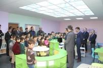MUHAMMET FUAT TÜRKMAN - Şemdinli'de Z-Kütüphane Açılışı