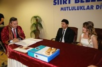 SECCADE - Siirt'te Bin 200 Nikah Kıyıldı
