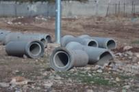 Silopi'de Kanalizasyon Hattı Çalışmaları