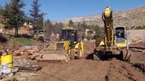 OTURMA ODASI - Sivas'ın 'Hobbit Evleri' Tatil Köyüne Dönüştürülüyor