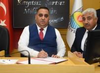 İŞKUR - Tarsus Belediyesi'nde Toplu İş Sözleşme Sevinci
