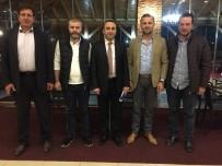 ALTıNDERE - Trabzonlu Turizmciler Sümela Manastırı'nın Ziyarete Açılış Tarihinin Öne Çekilmesini İstiyor