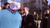 Tunceli'de Yeni Yıl Öncesi 'Gağan' Etkinliği